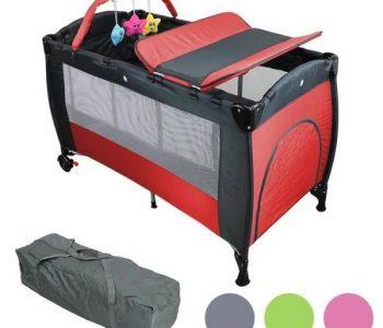 Housse de transport lit parapluie ou lit bebe parapluie avec matelas