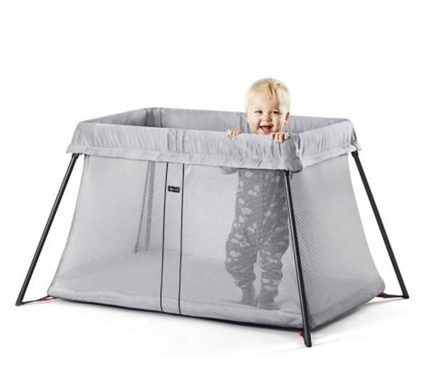 dimension lit bébé parapluie