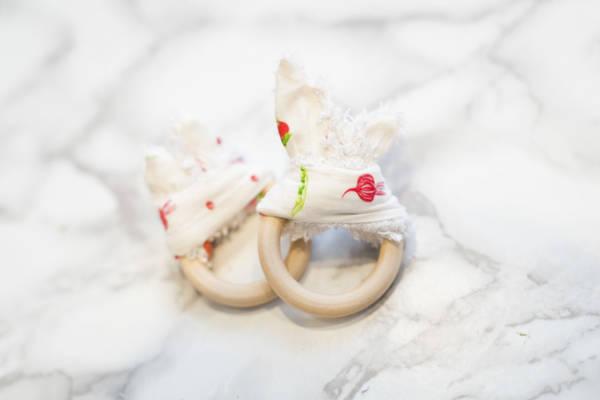 anneaux de dentition bébé auchan