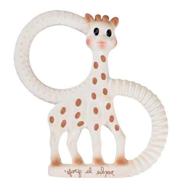 anneau de dentition sophie la girafe avis