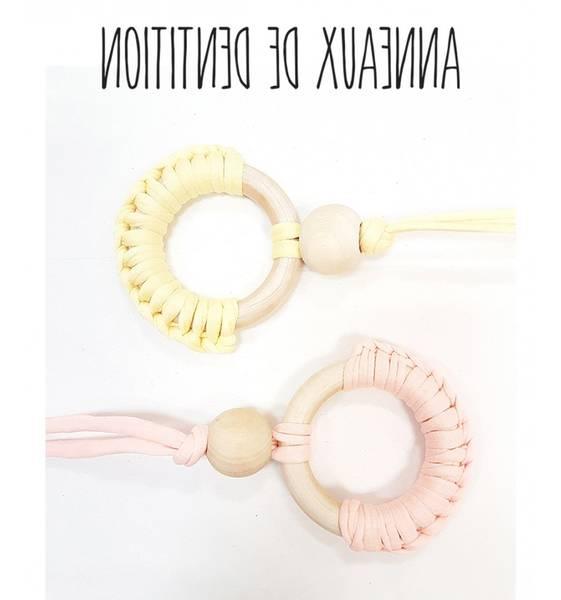 anneau de dentition au congélateur
