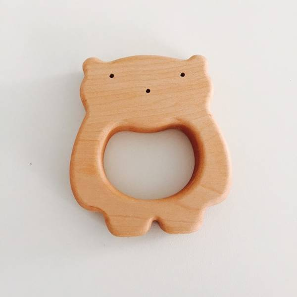 que contiennet les anneaux de dentition babymoov
